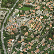 Buguggiate aerial photos