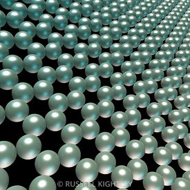 Image of Graphene molecule