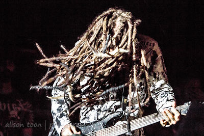 Korn, Aftershock 2013