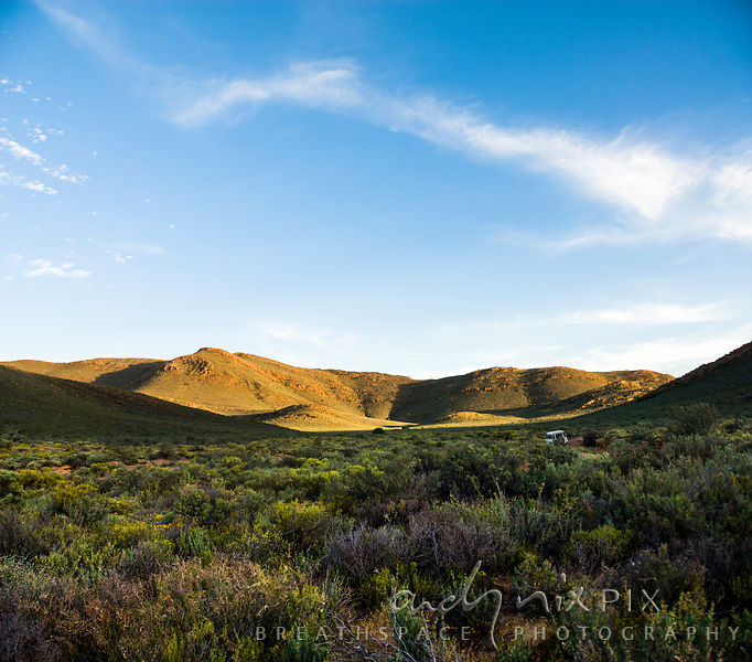 Off-road in the Klein Karoo