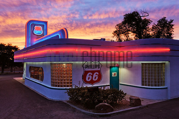 Route 66 photos