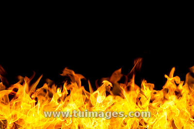 Fire! stock images
