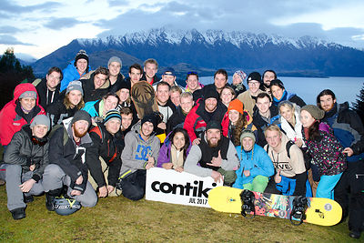 CONTIKI SKI TOURS 31 JULY 2017 photos