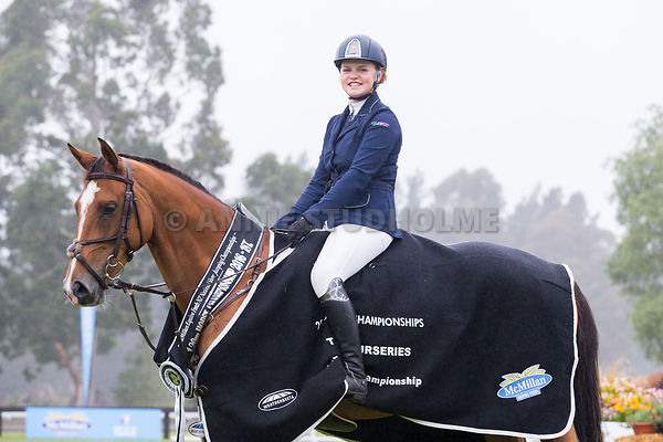 FINAL T&M Nurseries 1.20m Horse Championship photos