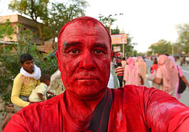 Alfred Yaghobzadeh photographer, Holi Festival of Colours, Festival of Love.