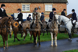 at the meet in Morborne, 23/1