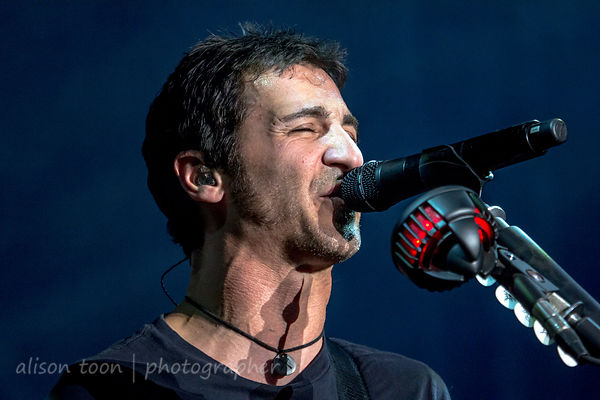 Godsmack at Aftershock 2014 photos