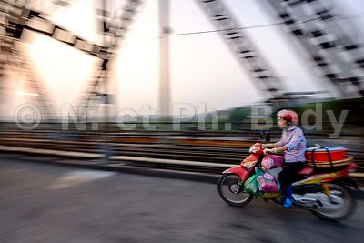 PONT DE LONG BIEN, HANOI//LONG BIEN BRIDGE, HANOI