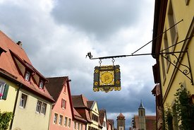 Germany Romance Road and Rothenburg