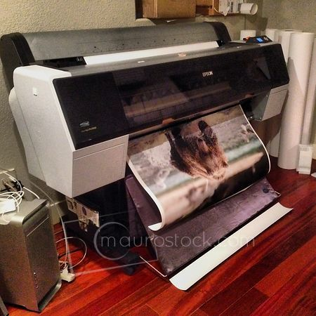 Printing Images photos
