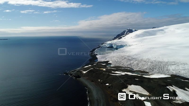 Chile Bay (Discovery Bay) Antarctica