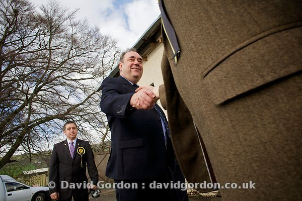 Salmond in The Highlands photos