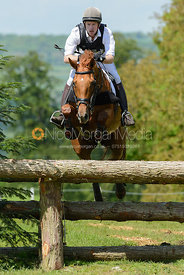 Angus Smales and MJI MOUNT ECHO - Rockingham Castle International Horse Trials 2016