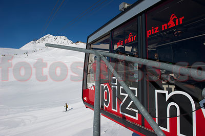Piz Nair Ski Winter Day photos