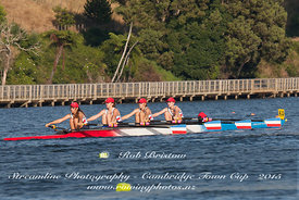 Taken during the Cambridge Town Cup 2015, Lake Karapiro, Cambridge, New Zealand; ©  Rob Bristow; Frame 0 - Taken on: Sunday - 25/01/2015-  at 08:31.57
