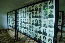 Genocide Picture Board