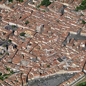 Prato aerial photos