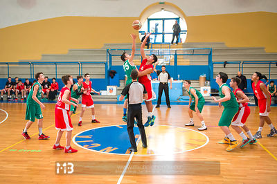 Union Basket Terni - Perugia Basket | Under 15 Eccellenza 13.12.2015 foto