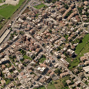 Guidonia Montecelio aerial photos