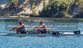 Taken during the National Championships 2018, Lake Karapiro, Cambridge, New Zealand; ©  Rob Bristow; Frame 1122 - Taken on: Friday - 16/02/2018-  at 14:34.23