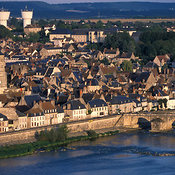Nevers aerial photos