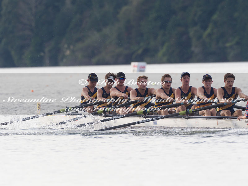 Taken during the NZSSRC - Maadi Cup 2017, Lake Karapiro, Cambridge, New Zealand; ©  Rob Bristow; Frame 3201 - Taken on: Saturday - 01/04/2017-  at 17:49.30