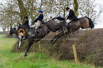 The Cottesmore Hunt at Ranksboro' 26/11 photos