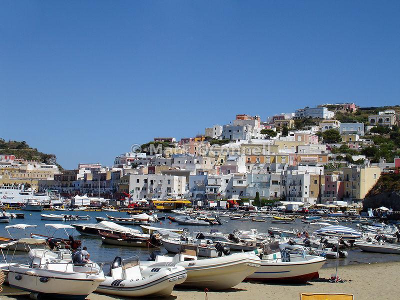 Ponza Italy  City new picture : ponza harbour italy destination photos ponza italy italy author mark o ...