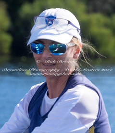 Taken during the World Masters Games - Rowing, Lake Karapiro, Cambridge, New Zealand; ©  Rob Bristow; Frame 372 - Taken on: Tuesday - 25/04/2017-  at 09:03.35