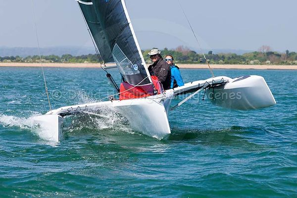 MOTORSAILERS AND MULTIHULLS: ALL IN A DAY'S WORK photos