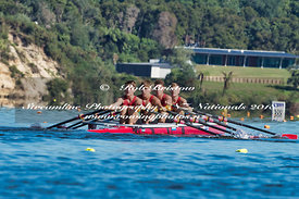 Taken during the National Championships 2018, Lake Karapiro, Cambridge, New Zealand; ©  Rob Bristow; Frame 1005 - Taken on: Friday - 16/02/2018-  at 09:01.14