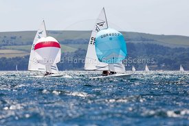 Flying Fifteens GBR4052 and GBR3736, 20170603137