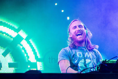 David Guetta photos