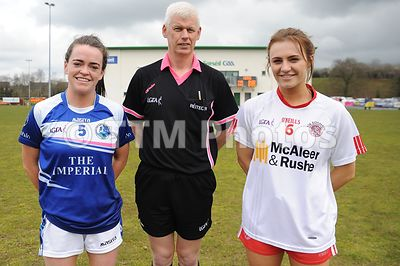 Ladies | Tyrone v Cavan | 080418 photos