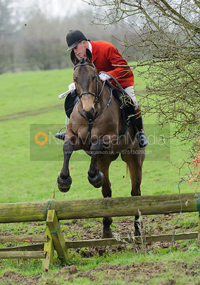 The Cottesmore Hunt at Wood Farm 13/2 photos