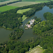 Laxenburg aerial photos