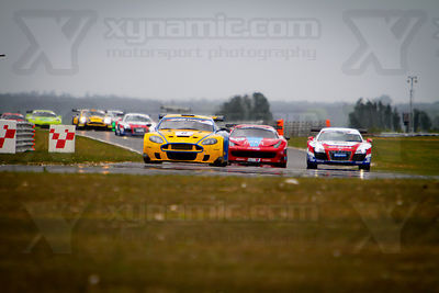 2011 British GT - Snetterton photos