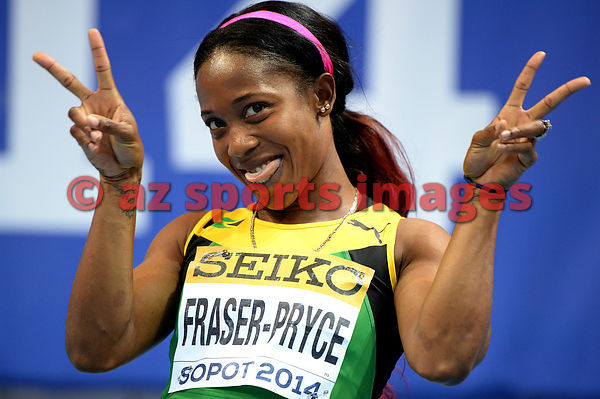 Shelly Ann FRASER-PRYCE (JAM)