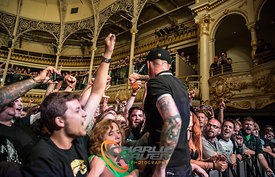 Dropkick Murphys live in Bournemouth
