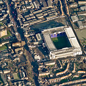 Tottenham aerial photos