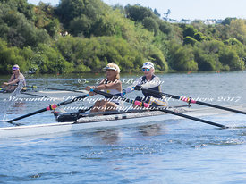 Taken during the World Masters Games - Rowing, Lake Karapiro, Cambridge, New Zealand; ©  Rob Bristow; Frame 377 - Taken on: Tuesday - 25/04/2017-  at 09:03.43