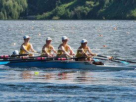 Taken during the Cambridge Town Cup and NI Championships 2018, Lake Karapiro, Cambridge, New Zealand; ©  Rob Bristow; Frame  - Taken on: Friday - 26/01/2018-  at 09:26.33