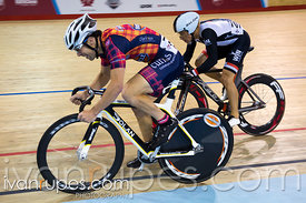 Master B 3-4 Sprint Final. 2015 Canadian Track Championships, October 8, 2015