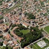 Vanzago aerial photos