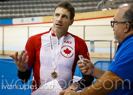 2014 Canadian Track Championships, January 6, 2015