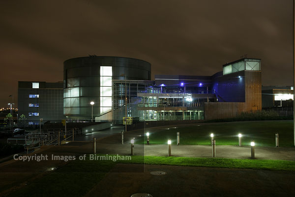 Millennium Point in Eastside, Birmingham