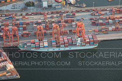 DP World Centerm Container Terminal, Vancouver