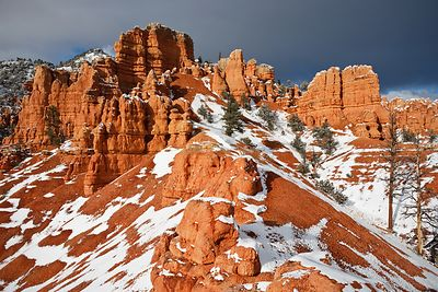 Red Canyon Snow #2