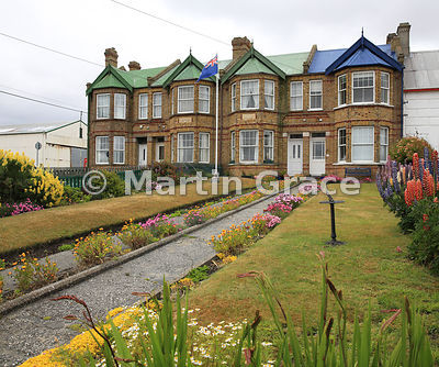Jubilee Villas, Stanley, East Falkland, Falkland Islands