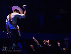 Hoopla - Justin Moore, US Cellular Center Cedar Rapids, March 28, 2014